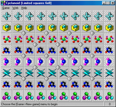 Cyclanoid 8.2