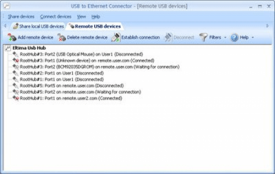 USB over IP Network 2.4