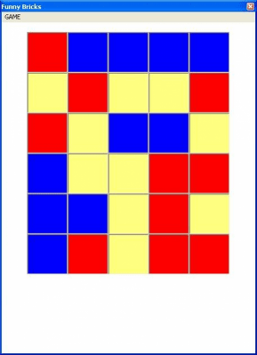 забавные кубики