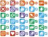 Скачать Perfect Blog Icons
