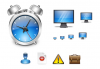 Скачать Aqua Application Icons