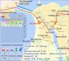 Скачать Электронная схема движения городского пассажирского транспорта Самары