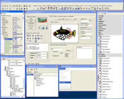 EControl Form Designer Pro 2.00