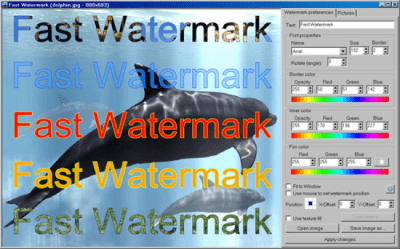 Fast Watermark 1.1