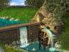 Скачать Мельница у Водопада - Анимированная Заставка