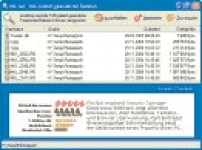 Искатель измененных файлов 1.1