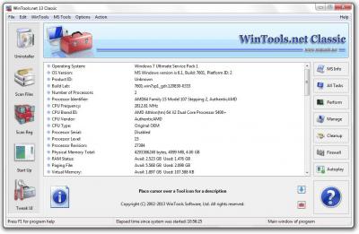 WinTools.net Classic 19.3