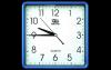 Скачать Square Clock  Screensaver