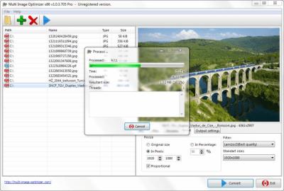 Multi Image Optimizer