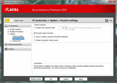 Avira Antivirus Pro 15.0.40.12