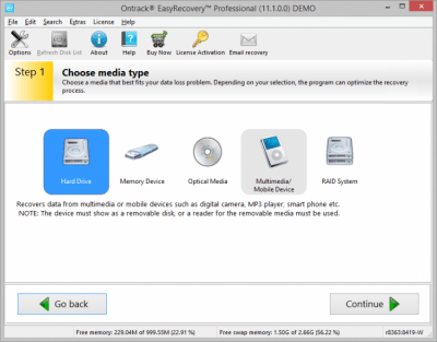 EasyRecovery Professional 12.0.0.2