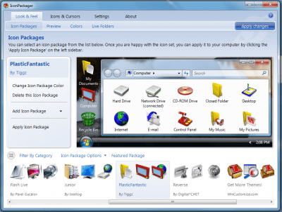 IconPackager 10.02