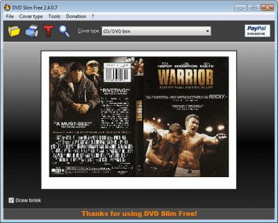 DVD Slim Free 2.8.0.3