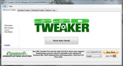SSD Tweaker 3.7.1