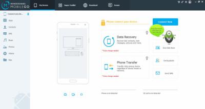 Wondershare MobileGo 8.5.0