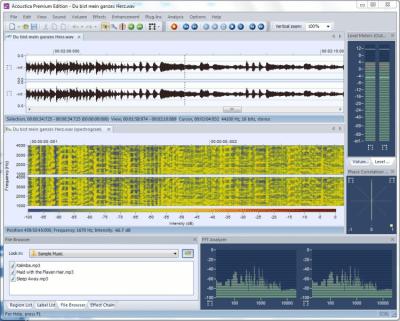 Acoustica 7.1.1