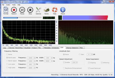 Sonarca Sound Recorder XiFi 5.0.0