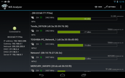 WiFi Analyzer 3.11.2
