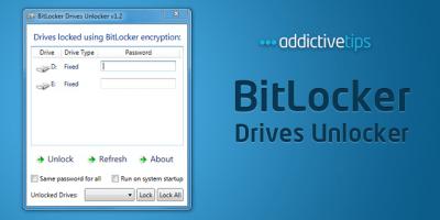 BitLocker Drives Unlocker 1.2