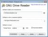 Скачать GNU Drive Reader