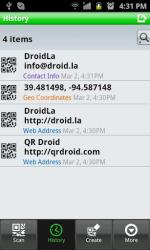 QR Droid Private 5.2.1