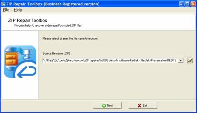 Zip Repair Toolbox 1.4.41.0