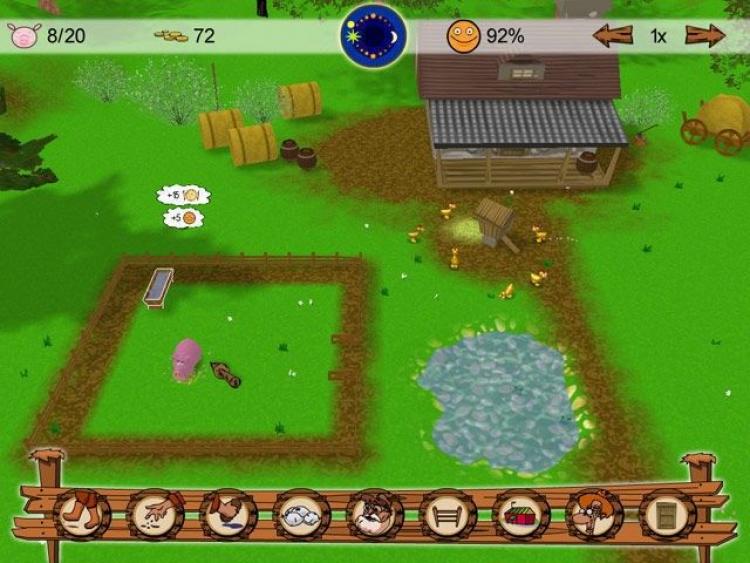 моя ферма экономическая игра