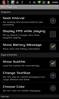 RockPlayer Lite 1.7.7