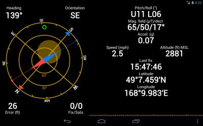 GPS Status & Toolbox 8.0.170