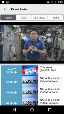 NASA App 1.79
