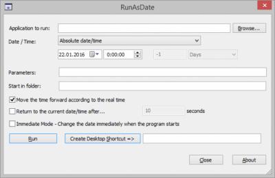 RunAsDate 1.35