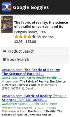 Google Goggles 3.0.208511728