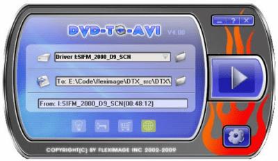 DVD-to-AVI 4.50