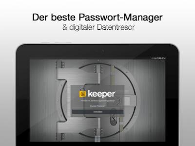 Keeper Password & Data Vault 13.1.1