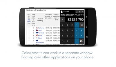 Калькулятор++ 2.2.7