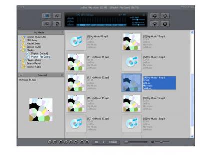 jetAudio Basic 8.1.6.20701