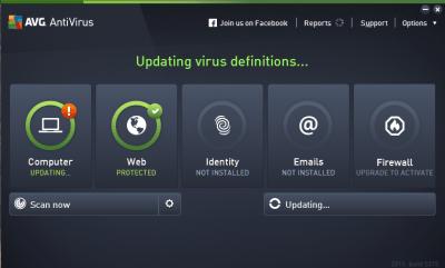 AVG Anti-Virus Free 18.7.3069 Build 18.7.3069