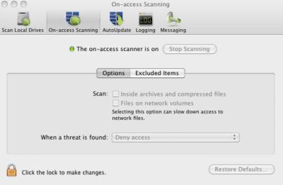 Sophos Anti-Virus Home Edition 9.0