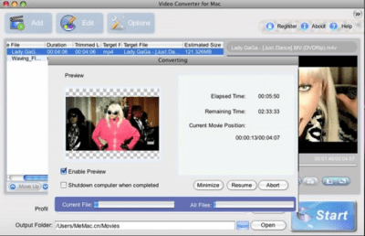 MacVideo Video Converter