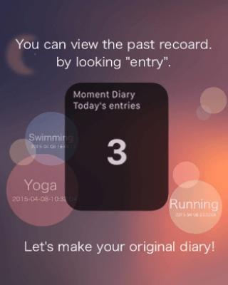 MomentDiary 11.8