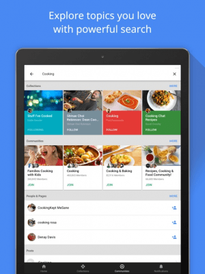 Google+ 6.55.0