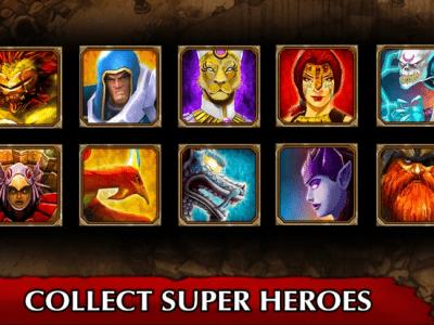 Legendary Heroes - offline MOBA 3.0.20