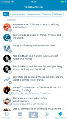 WordPress 11.0