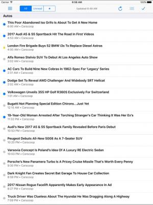 Feeddler RSS Reader 4.1
