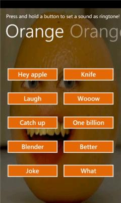 The Annoying Orange 4.1.0.0