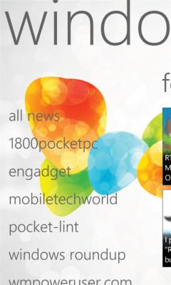 Windows Phone News 3.5.0.0