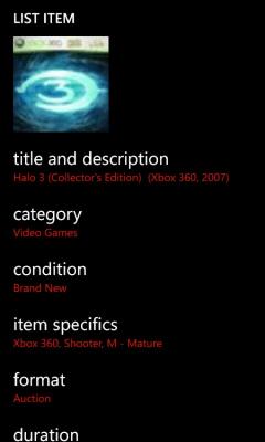 eBay 1.21.0.0