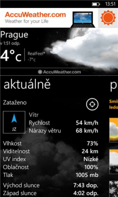 AccuWeather - Weather for Life 2.7.2.0