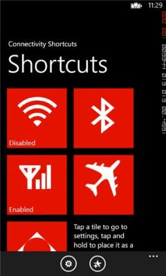 ConnectivityShortcuts 2.5.0.0