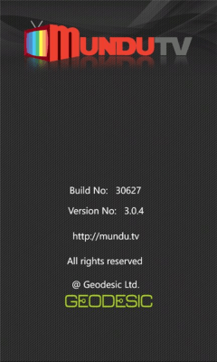 mundu TV 3.0.0.14